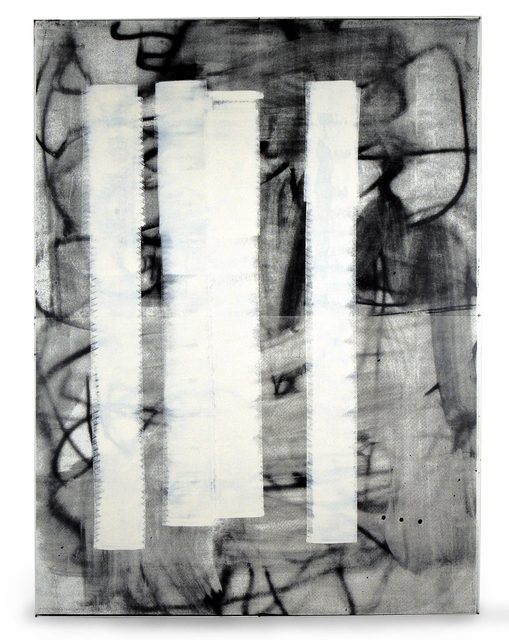 Christopher Wool, 'Mel's Face,' 2004, Simon Lee Gallery