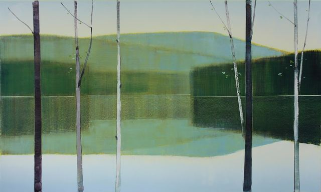 , '2017.VII.II,' 2017, Thomas Deans Fine Art