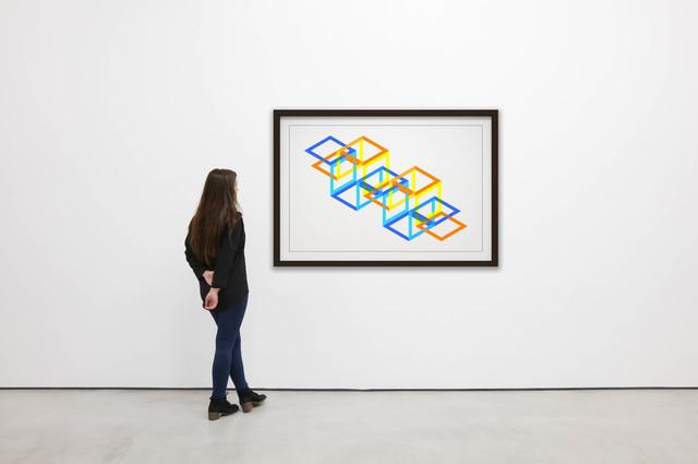 , 'MM-10,' 2016, Galería Cayón