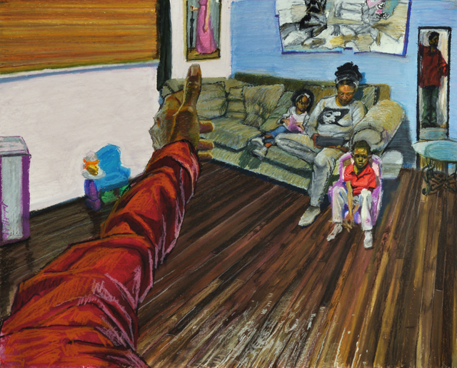 , 'The Family,' 2012, Thomas French Fine Art