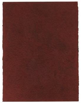 """, 'Color Gouache with 19"""" Square with Scribbles,' 1990, David Benrimon Fine Art"""