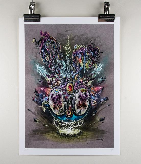 , 'Ultra Scum Bunny Print,' 2018, EWKUKS