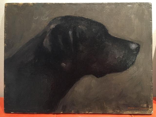 , 'Finny,' 2014, Grenning Gallery