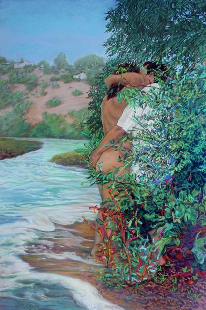 , 'Lover's Creek,' 2012, Robert Berman Gallery