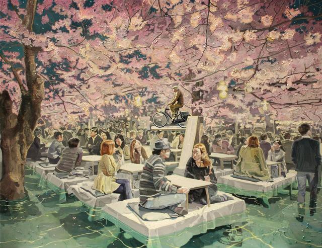 , 'Teenage Sonata,' 2017, Christine Park Gallery
