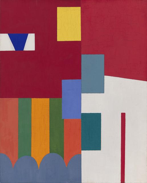 , 'Untitled,' 1973, Tibor de Nagy