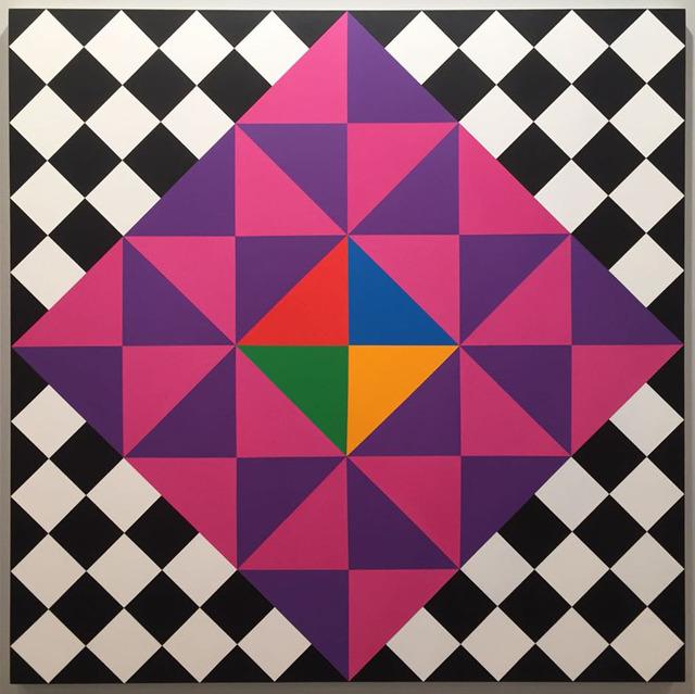 Rasheed Araeen, 'Opus T1', 2016, Baró Galeria