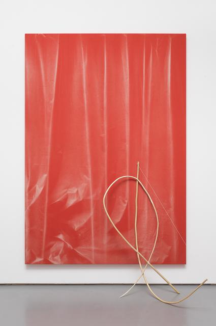 , 'Folds and Dowsers,' 2015, Pilar Corrias Gallery