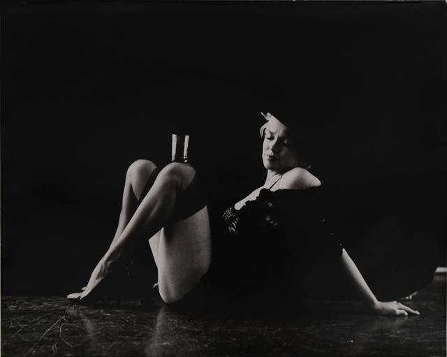 Milton H. Greene, 'Marylin Monroe', 1956, Photography, Photograph on barytic paper, Olszewski Gallery