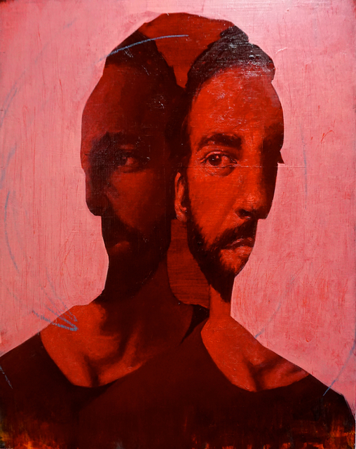 , 'Matt,' 2017, Parlor Gallery