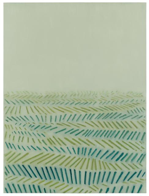 , '701 (Proprietary alfalfa),' 2014, Miles McEnery Gallery