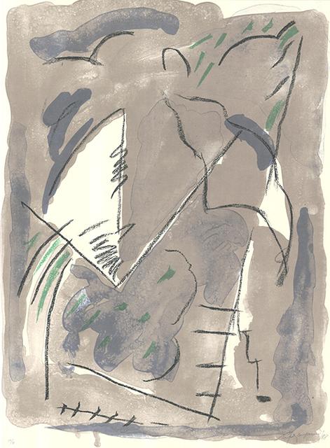 Albert Ràfols-Casamada, 'Parc-1', 1988, Sylvan Cole Gallery
