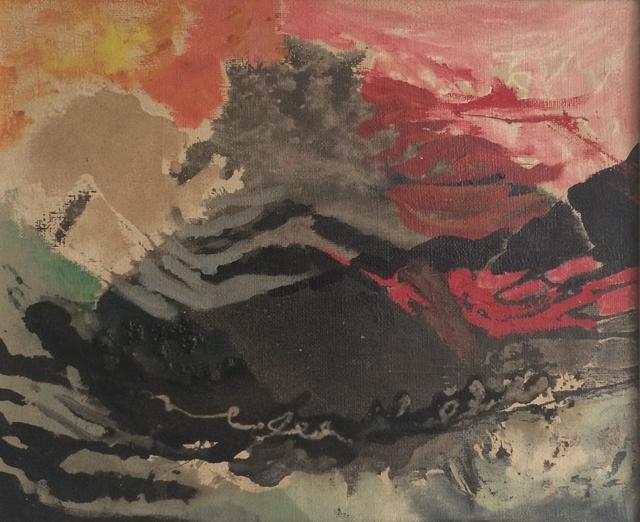 , 'Abstracto,' , Galería de las Misiones