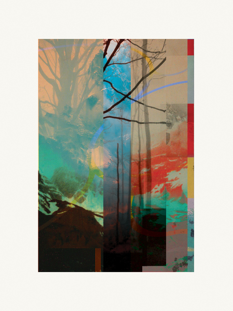 , 'Forest XXVII,' ca. 2018, Artgráfico