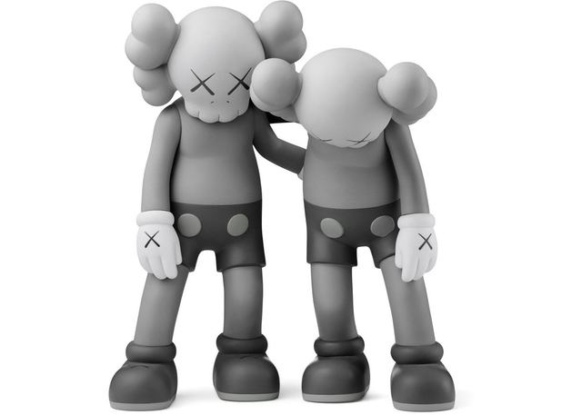 KAWS, 'Along the Way (Grey)', 2019, Curator Style