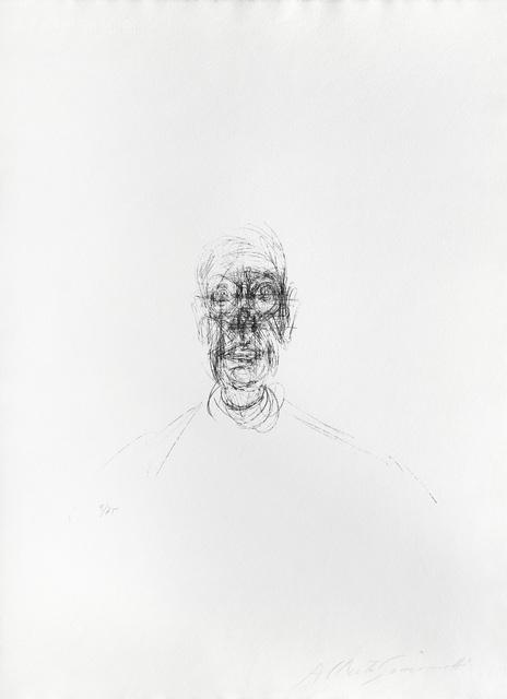 , 'Tête d'homme III ,' 1964, Galerie Lelong & Co.