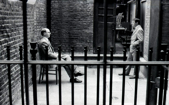 , 'Gilbert & George, London,' 1985, James Hyman Gallery