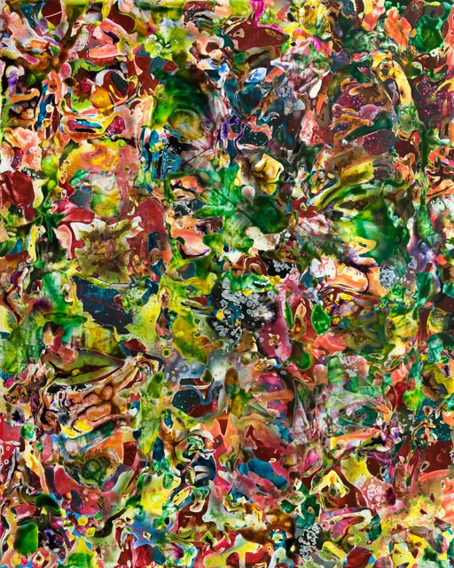 , 'Pikri,' 2016, Galerie Michael Sturm