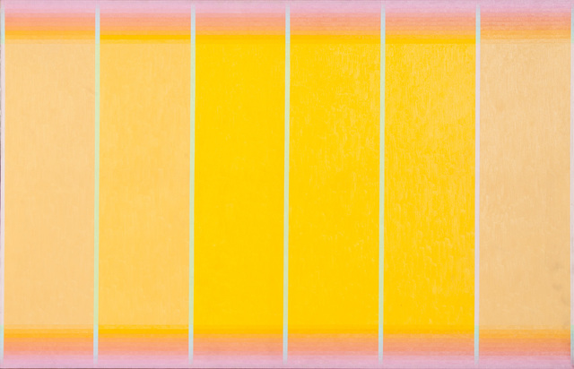 , 'Orient Yellow,' ca. ca. 1970s, Arco Gallery