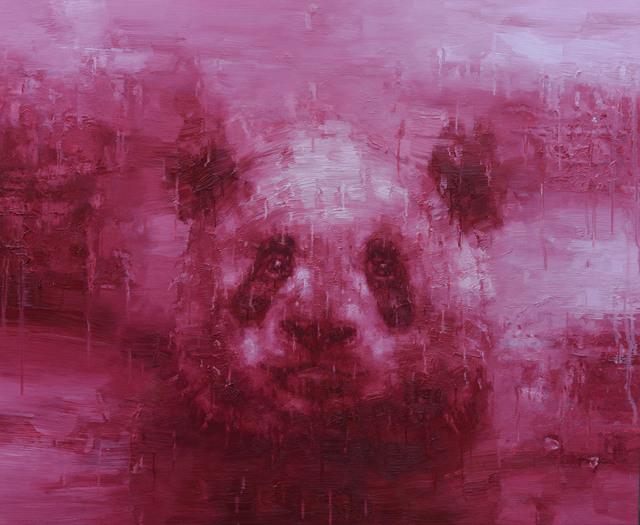 , 'Shan Shui with Panda 1902,' 2019, Nanda\Hobbs