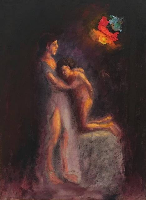 , 'Mother Hug 1,' 2015, Gallery One
