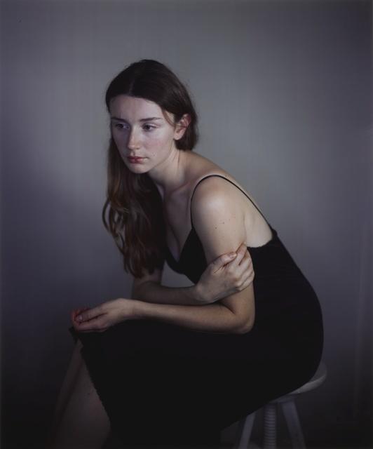 Richard Learoyd, 'Tatiana in Black Slip 2', 2012, Sotheby's