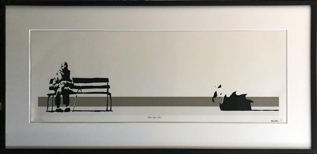, 'Weston Super Mare signed,' 2004, Galerie Kronsbein