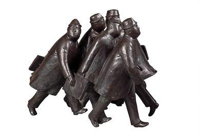Untitled (Five Businessmen)