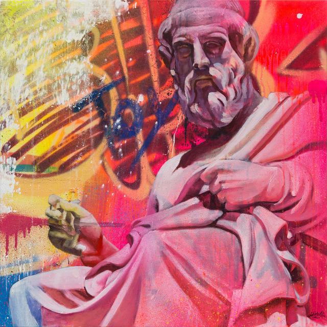 , 'Plato,' 2018, Underdogs Gallery