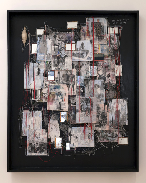 , 'The Ties That Bind Us 1,' 2016, Montoro12 Contemporary Art
