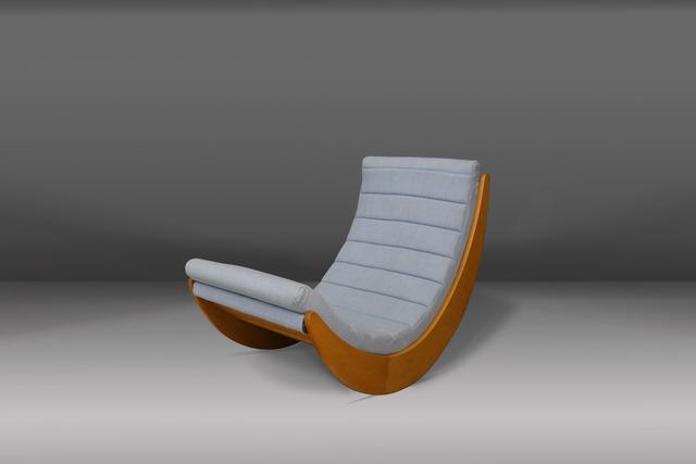 Verner Panton, 'Rocking chair by Verner Panton for Rosenthal, 1974', 1974, LTWID by Vintage Domus