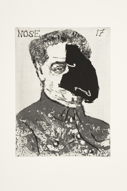 , 'Nose 17,' 2009, David Krut Projects