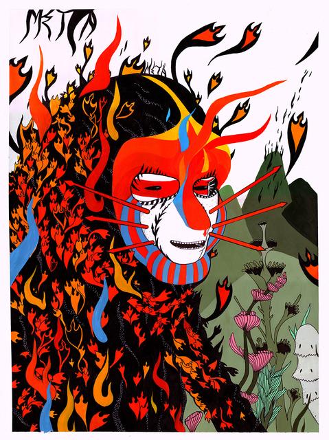 , 'Guenon,' 2007-2008, ANNO DOMINI