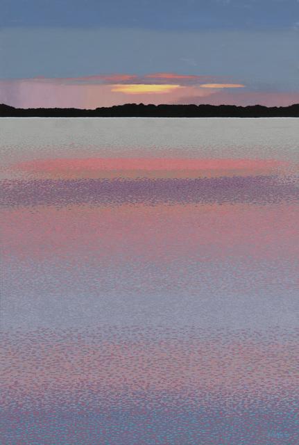 , 'Pastel River I ,' 2010, Mac-Gryder Gallery