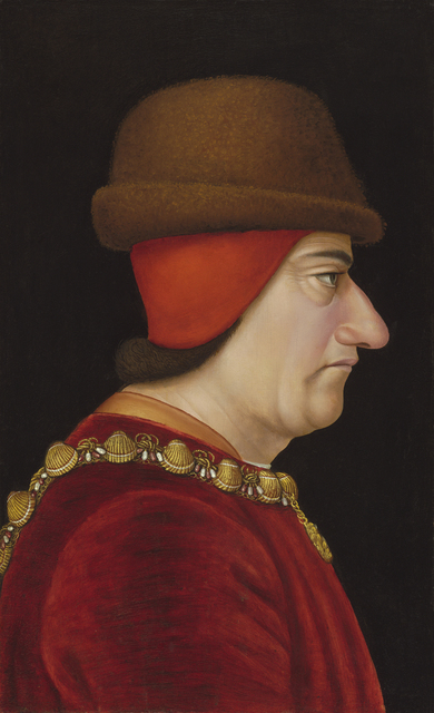 , 'Louis XI, King of France (1423 – 1483),' ca. 1469, The Weiss Gallery