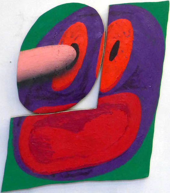 , 'Balloon Man,' 2015, Leyendecker