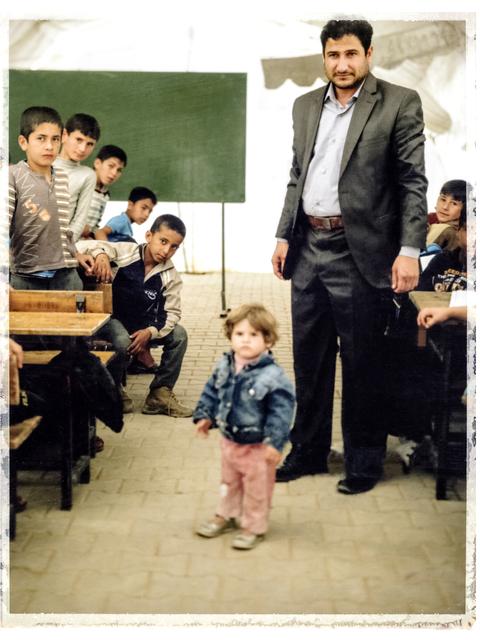 , 'Soliman's Tent 24,' 2014-2015, Hafez Gallery