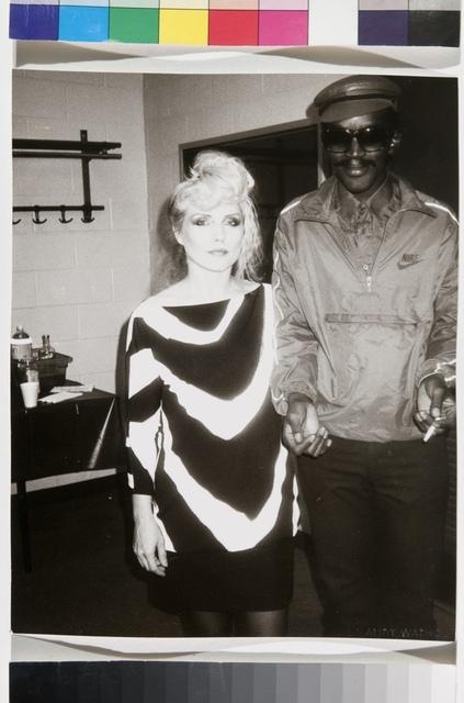 Andy Warhol, 'Debbie Harry / Fab Five Freddie', 1982, Hedges Projects