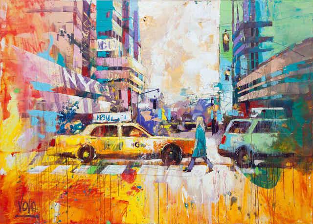 , '05 NYC,' 2019, ArtCatto