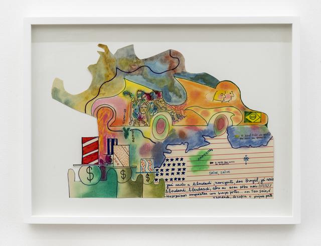 Sérgio Sister, 'Untitled', 1969, Galeria Nara Roesler