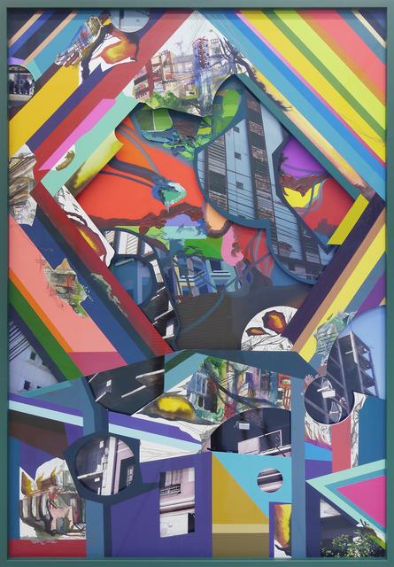 , 'Foreigner,' 2014, Mai 36 Galerie