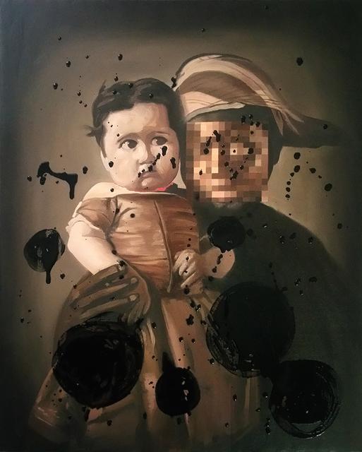 , 'Restoration ,' 2015, Krista Saunders Scenna