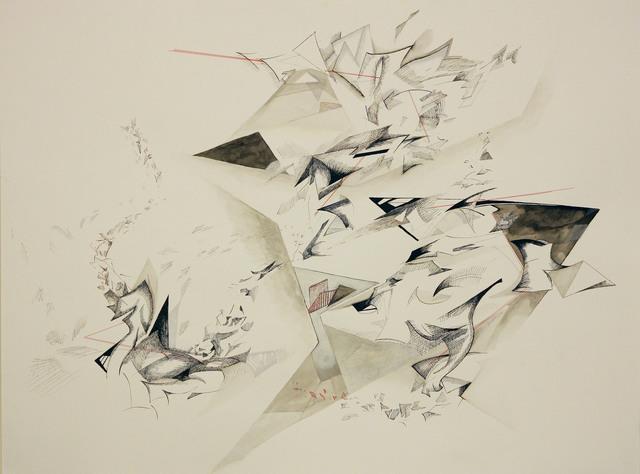 Gianluca Bianchino, 'Murmurations #2', 2014, Mana Contemporary