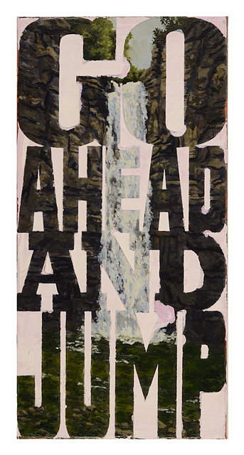 , 'Go Ahead and Jump,' 2013, FRED.GIAMPIETRO Gallery