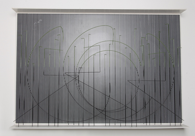 , 'Verde Superior,' 1998, Leon Tovar Gallery