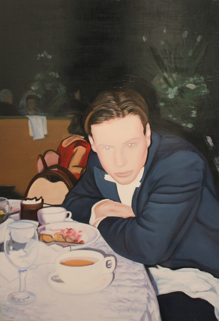 , 'Self Portrait (Coffee Achiever),' 2000, Robert Berman Gallery