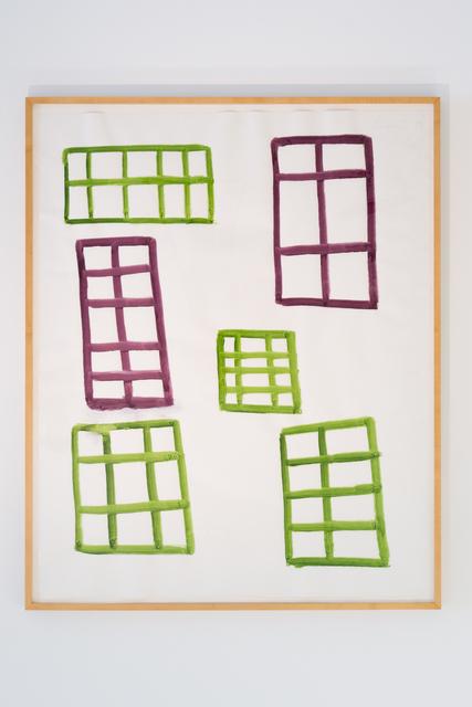 , 'Untitled,' 1993, Patrick De Brock Gallery