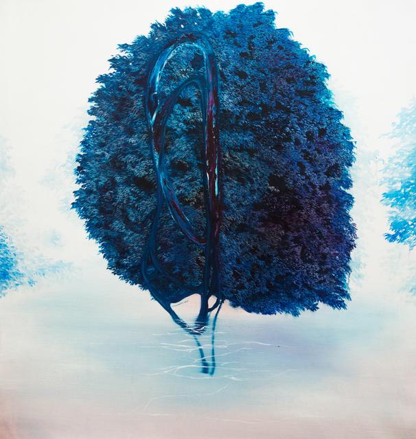 , 'g 8][47 d,' 2017, Galerie Isabelle Lesmeister