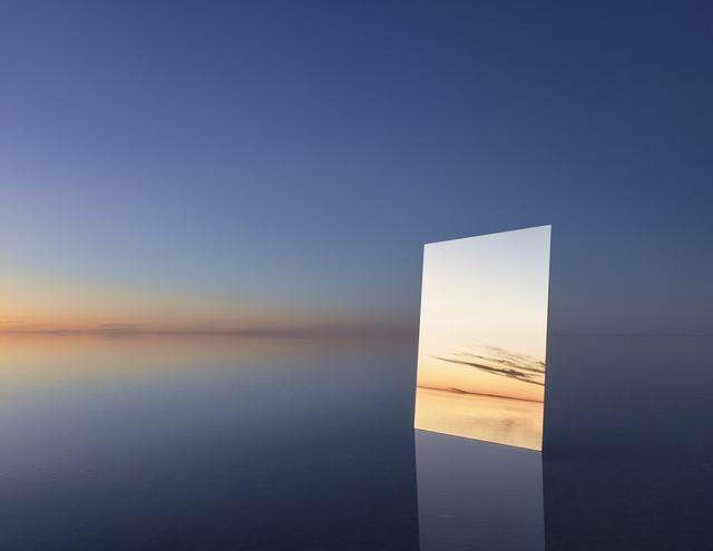 , 'Mirror 10,' 2017, Hamiltons Gallery