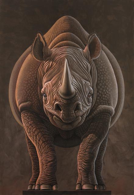 , 'Rhino,' ca. 2012, Brun Fine Art